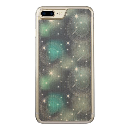 Floral luxury mandala pattern carved iPhone 8 plus/7 plus case