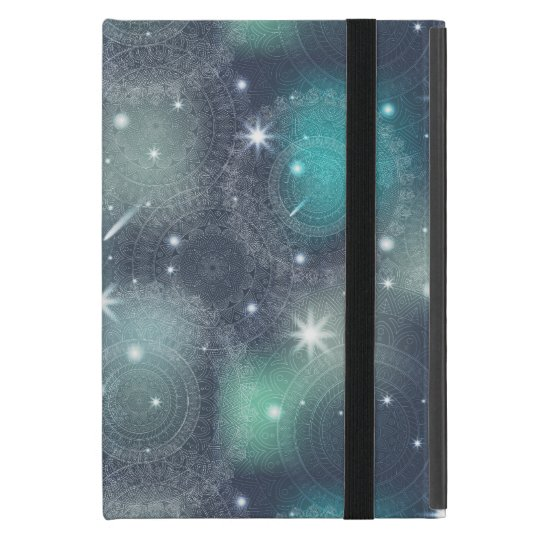 Floral luxury mandala pattern case for iPad mini