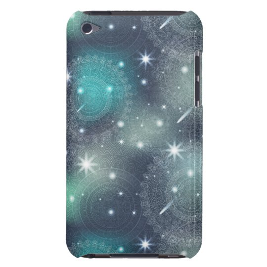 Floral luxury mandala pattern Case-Mate iPod touch case
