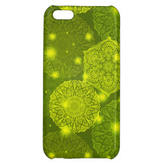 Floral luxury mandala pattern cover for iPhone 5C