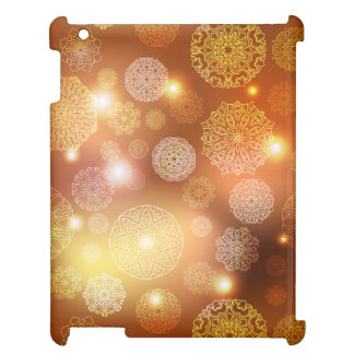 Floral luxury mandala pattern cover for the iPad