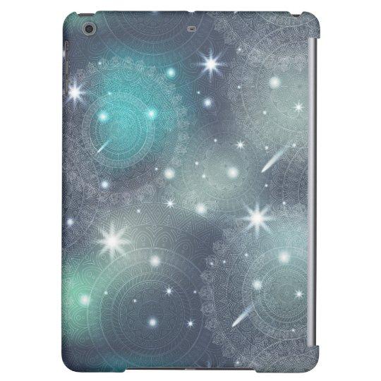 Floral luxury mandala pattern iPad air cover