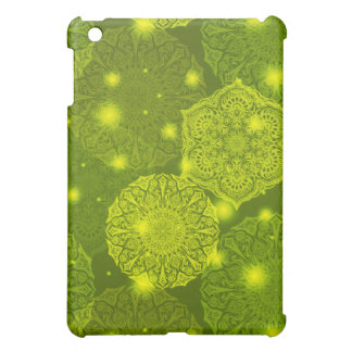 Floral luxury mandala pattern iPad mini case