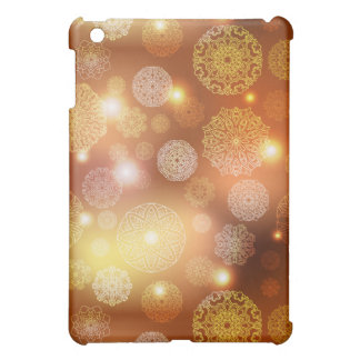 Floral luxury mandala pattern iPad mini cases