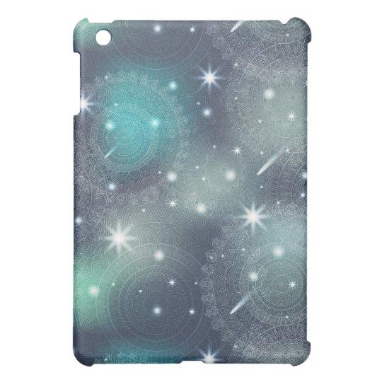 Floral luxury mandala pattern iPad mini cover
