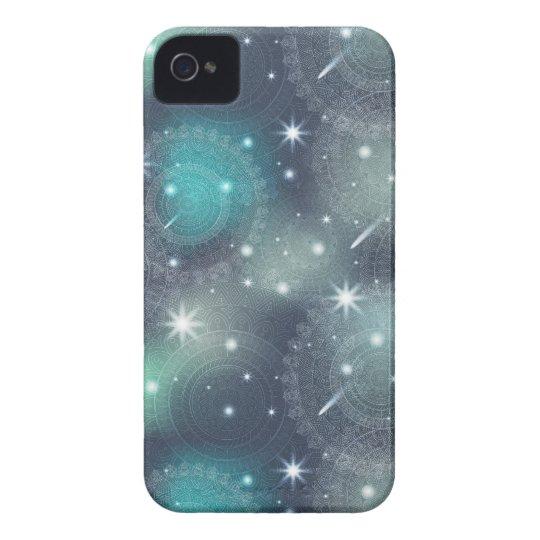 Floral luxury mandala pattern iPhone 4 case
