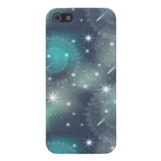 Floral luxury mandala pattern iPhone 5/5S cases