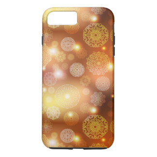 Floral luxury mandala pattern iPhone 8 plus/7 plus case