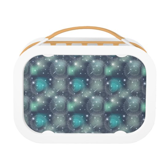 Floral luxury mandala pattern lunch box
