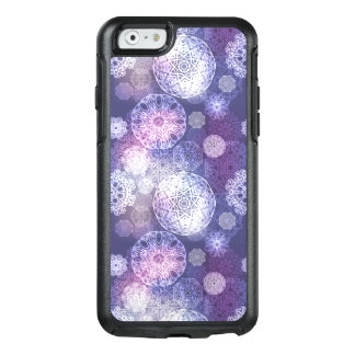 Floral luxury mandala pattern OtterBox iPhone 6/6s case