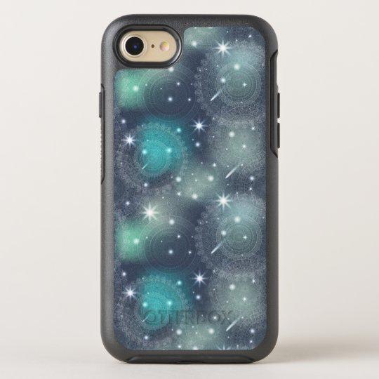 Floral luxury mandala pattern OtterBox symmetry iPhone 8/7 case