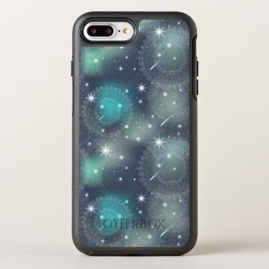 Floral luxury mandala pattern OtterBox symmetry iPhone 8 plus/7 plus case