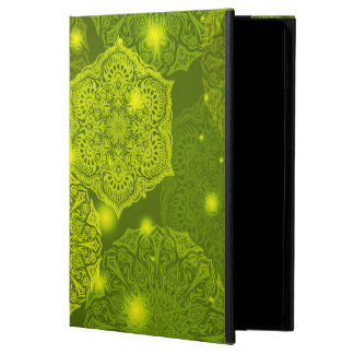 Floral luxury mandala pattern powis iPad air 2 case