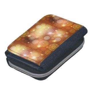 Floral luxury mandala pattern wallets