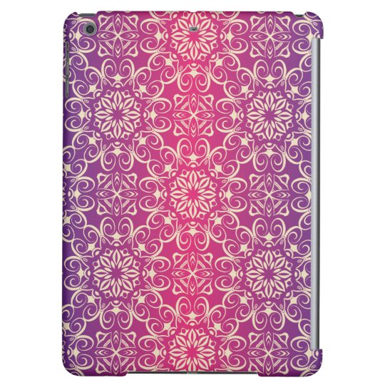 Floral luxury royal antique pattern