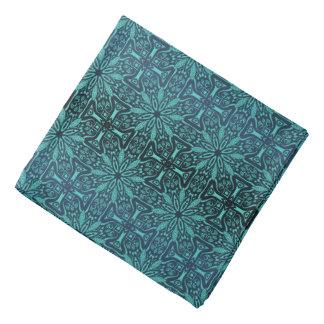 Floral luxury royal antique pattern bandana