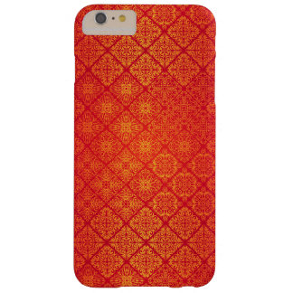 Floral luxury royal antique pattern barely there iPhone 6 plus case