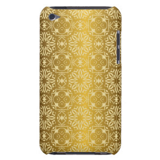 Floral luxury royal antique pattern barely there iPod cover