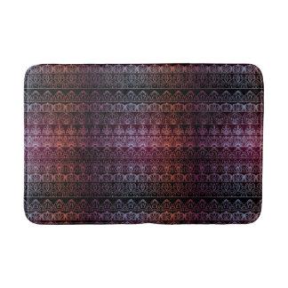 Floral luxury royal antique pattern bath mat
