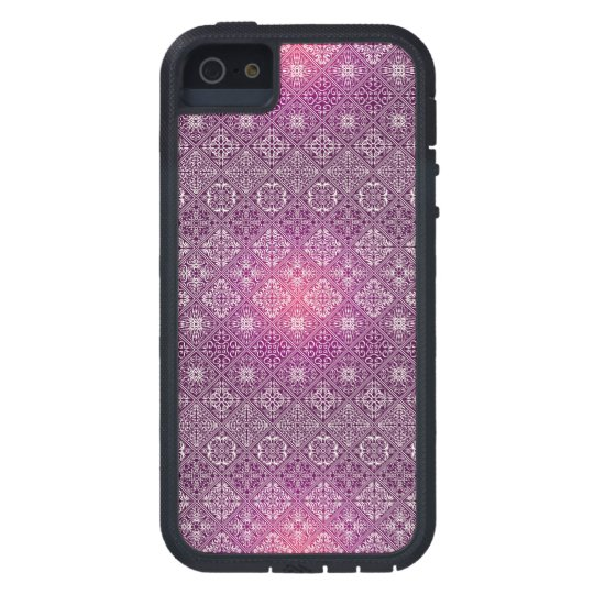 Floral luxury royal antique pattern case for the iPhone 5
