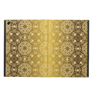Floral luxury royal antique pattern cover for iPad air