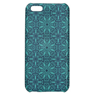Floral luxury royal antique pattern cover for iPhone 5C