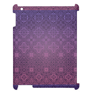 Floral luxury royal antique pattern cover for the iPad 2 3 4