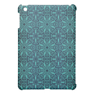 Floral luxury royal antique pattern cover for the iPad mini