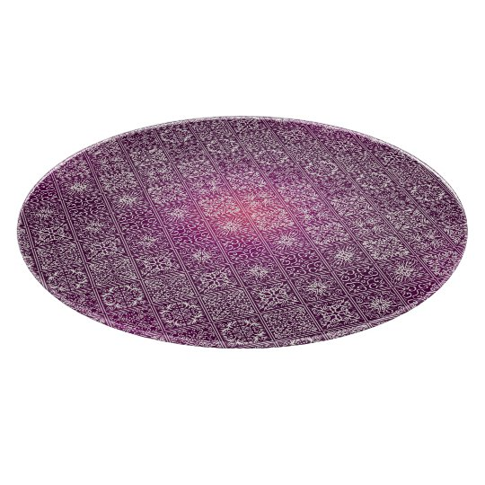 Floral luxury royal antique pattern cutting board