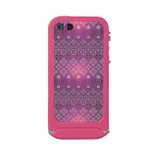 Floral luxury royal antique pattern incipio ATLAS ID™ iPhone 5 case