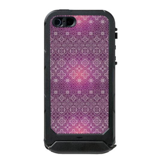 Floral luxury royal antique pattern incipio ATLAS ID™ iPhone 5 case