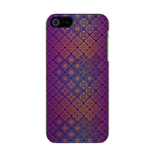 Floral luxury royal antique pattern incipio feather® shine iPhone 5 case