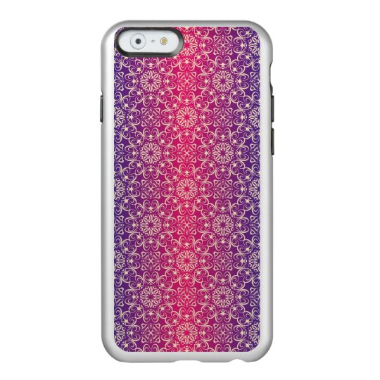 Floral luxury royal antique pattern incipio feather® shine iPhone 6 case