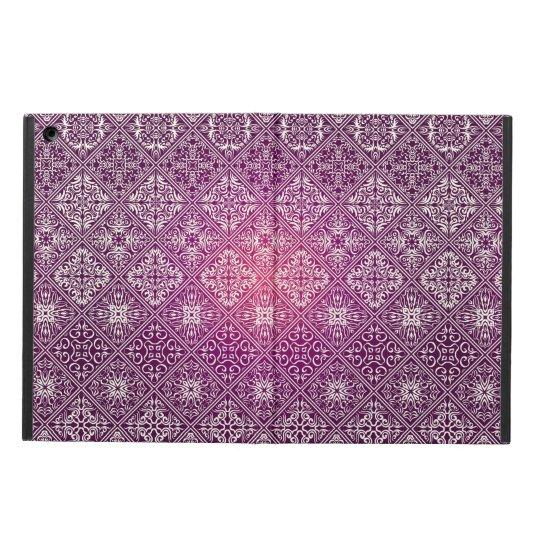 Floral luxury royal antique pattern iPad air case
