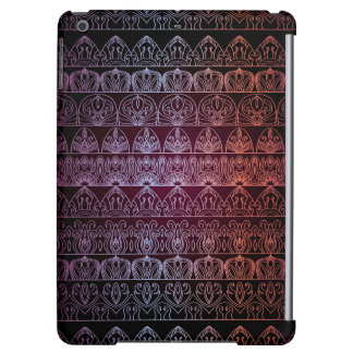 Floral luxury royal antique pattern iPad air case