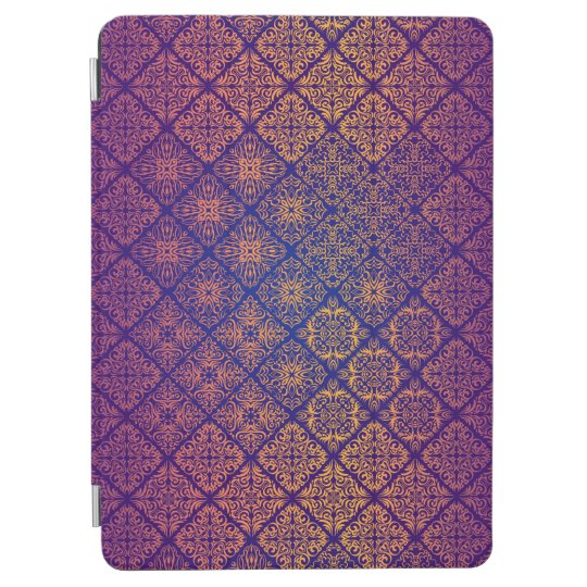 Floral luxury royal antique pattern iPad air cover