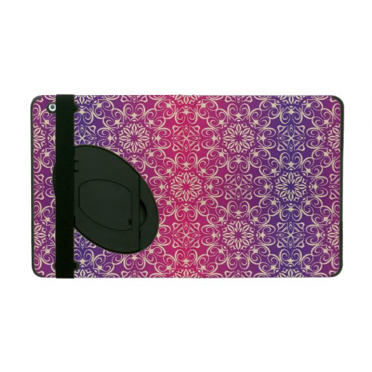 Floral luxury royal antique pattern iPad case