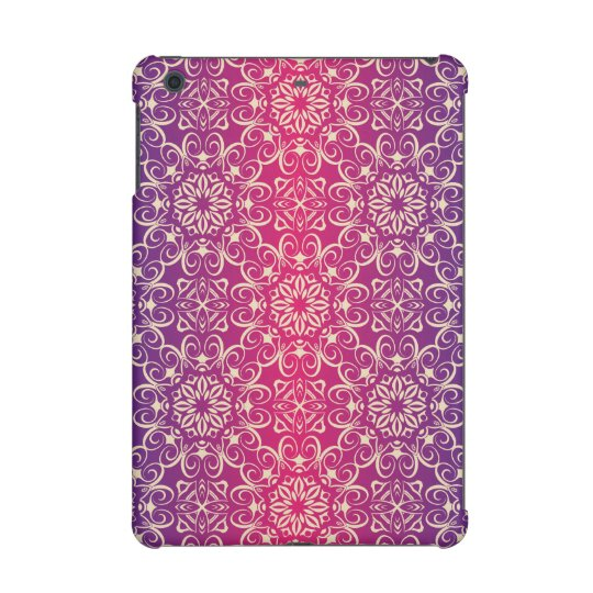 Floral luxury royal antique pattern iPad mini case