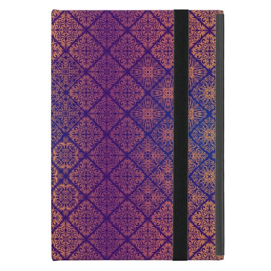 Floral luxury royal antique pattern iPad mini cover