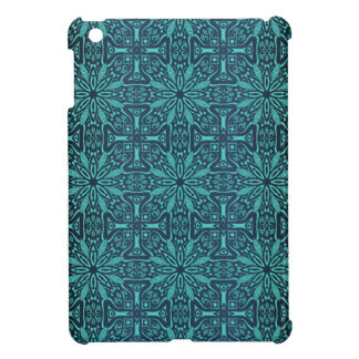 Floral luxury royal antique pattern iPad mini covers