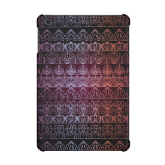 Floral luxury royal antique pattern iPad mini retina cover