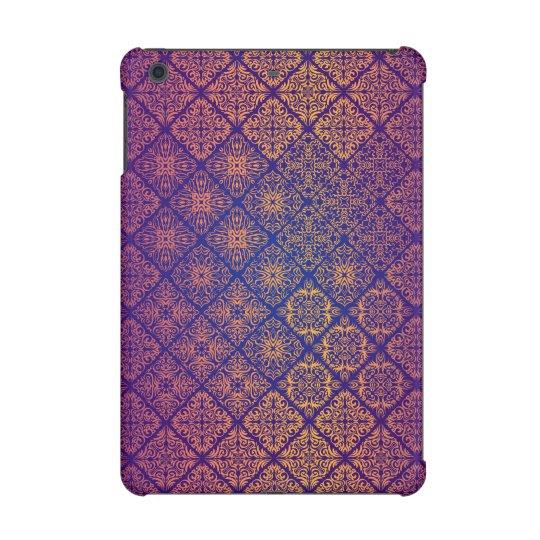 Floral luxury royal antique pattern iPad mini retina cover