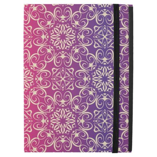 "Floral luxury royal antique pattern iPad pro 12.9"" case"