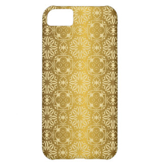 Floral luxury royal antique pattern iPhone 5C case