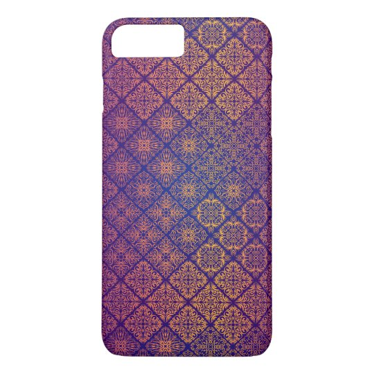 Floral luxury royal antique pattern iPhone 8 plus/7 plus case