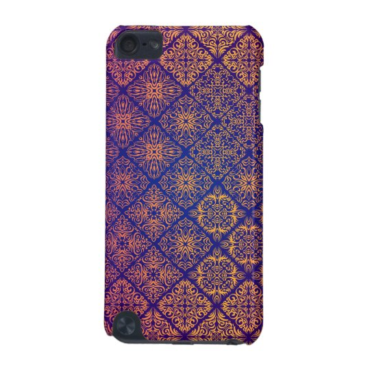 Floral luxury royal antique pattern iPod touch 5G cover