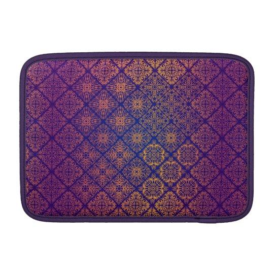 Floral luxury royal antique pattern MacBook sleeve