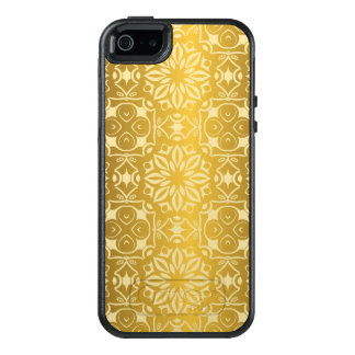 Floral luxury royal antique pattern OtterBox iPhone 5/5s/SE case
