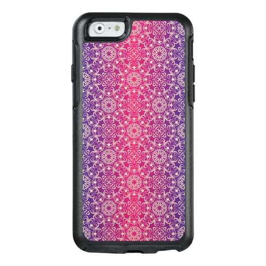 Floral luxury royal antique pattern OtterBox iPhone 6/6s case
