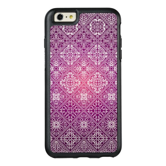 Floral luxury royal antique pattern OtterBox iPhone 6/6s plus case